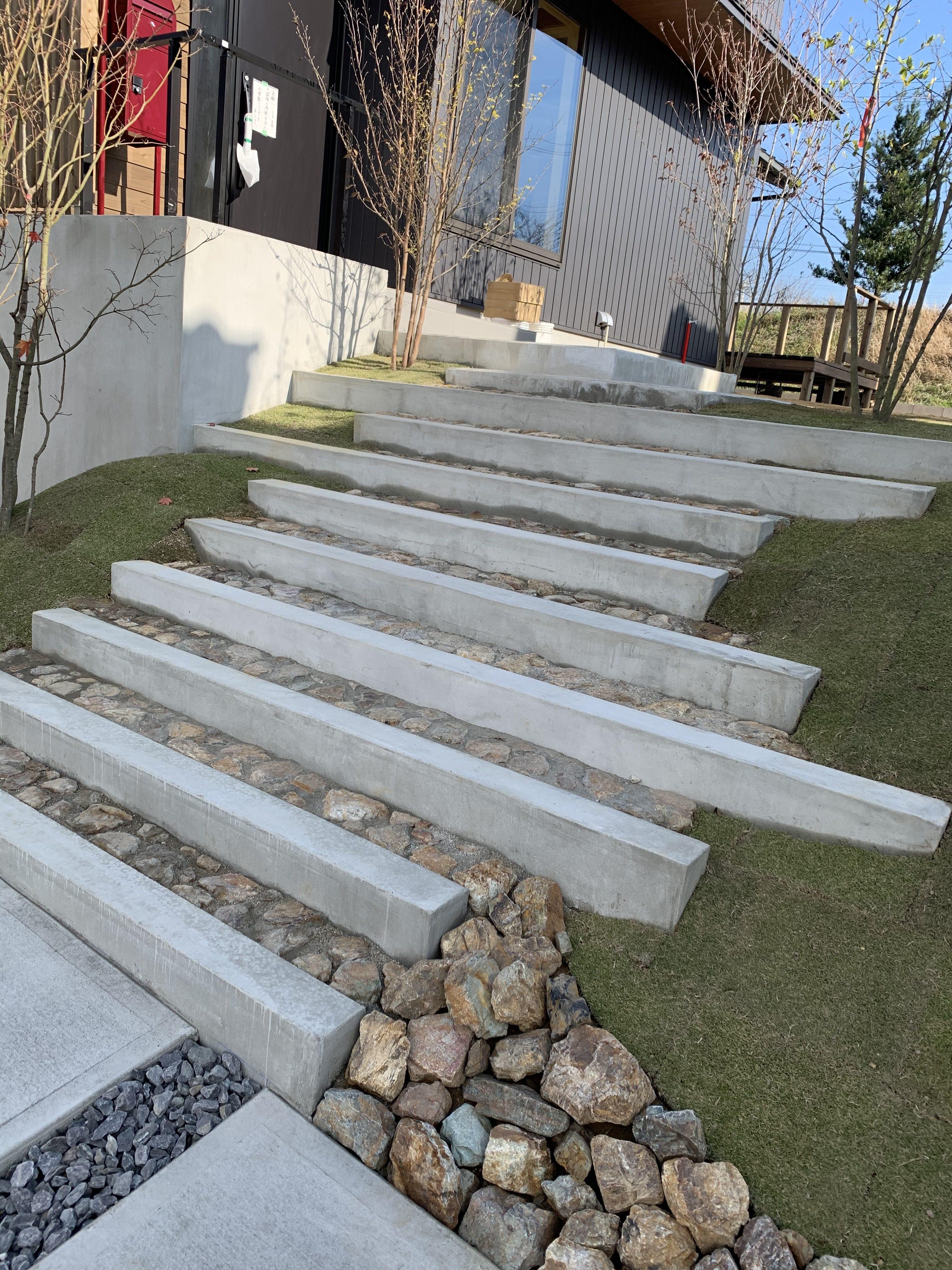 愛知県知多市にて、エクステリア工事を行いました。