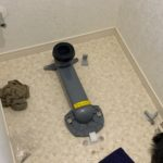 愛知県豊明市にて、トイレ改修工事(LIXIL プレアスLS)を行いました。
