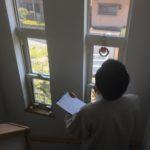 愛知県大府市にて、防犯対策として窓ガラス変更に伴う事前調査を致しました。