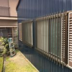 愛知県大府市の戸建住宅にて、面格子取付工事を行いました。LIXIL面格子【窓香房】
