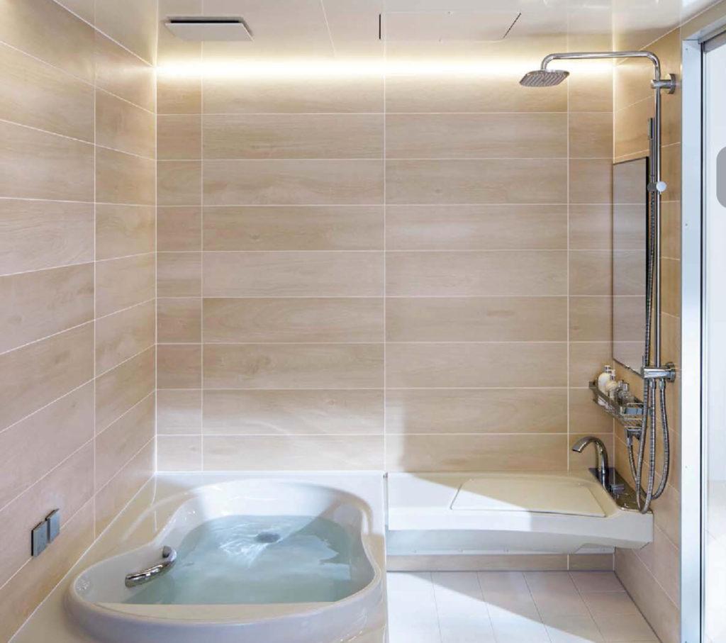 愛知県大府市の戸建住宅にて、浴室リフォームを行いました。LIXIL スパージュ【窓香房】