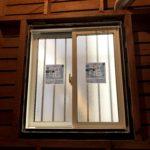 愛知県名古屋市緑区にて、カバー工法で浴室窓改修工事を行いました。YKKAPマドリモ【窓香房】