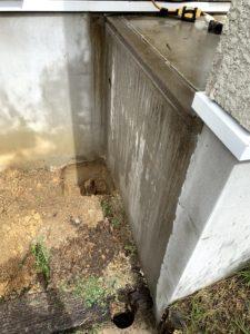 愛知県大府市の戸建住宅にて、目隠しフェンス取替工事を行いました。【窓香房】