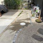愛知県大府市にて、排水設備の汚水桝取替工事を行いました。【窓香房】