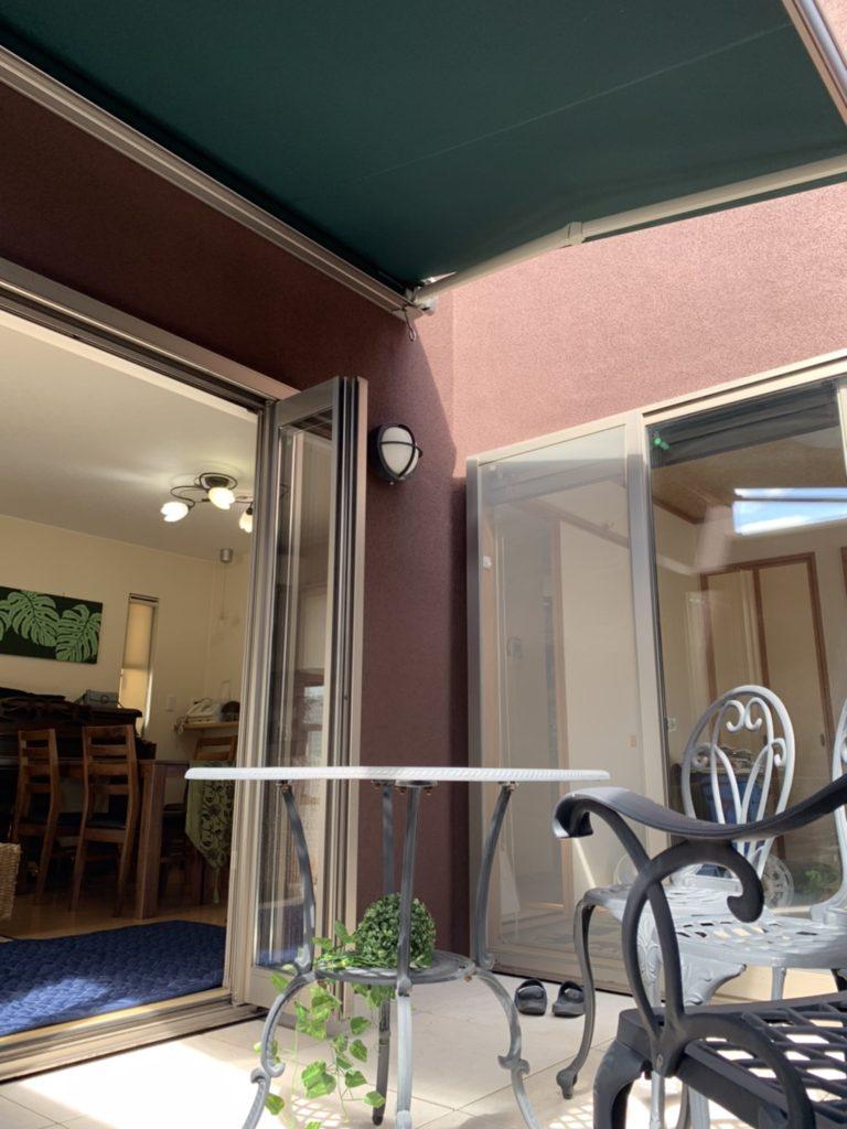 愛知県大府市の戸建住宅にて、前開口サッシの網戸取替工事を行いました。【窓香房】