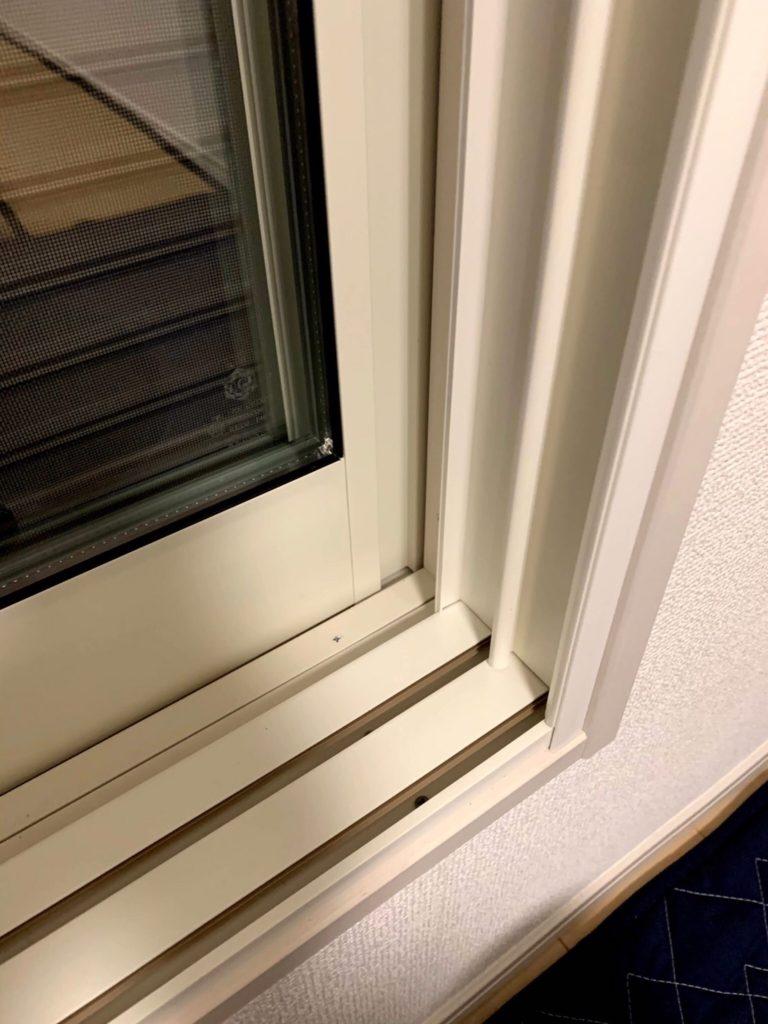 愛知県碧南市の新築戸建住宅にて、遮音二重窓取付工事を行いました。大信工業内窓プラスト【窓香房】
