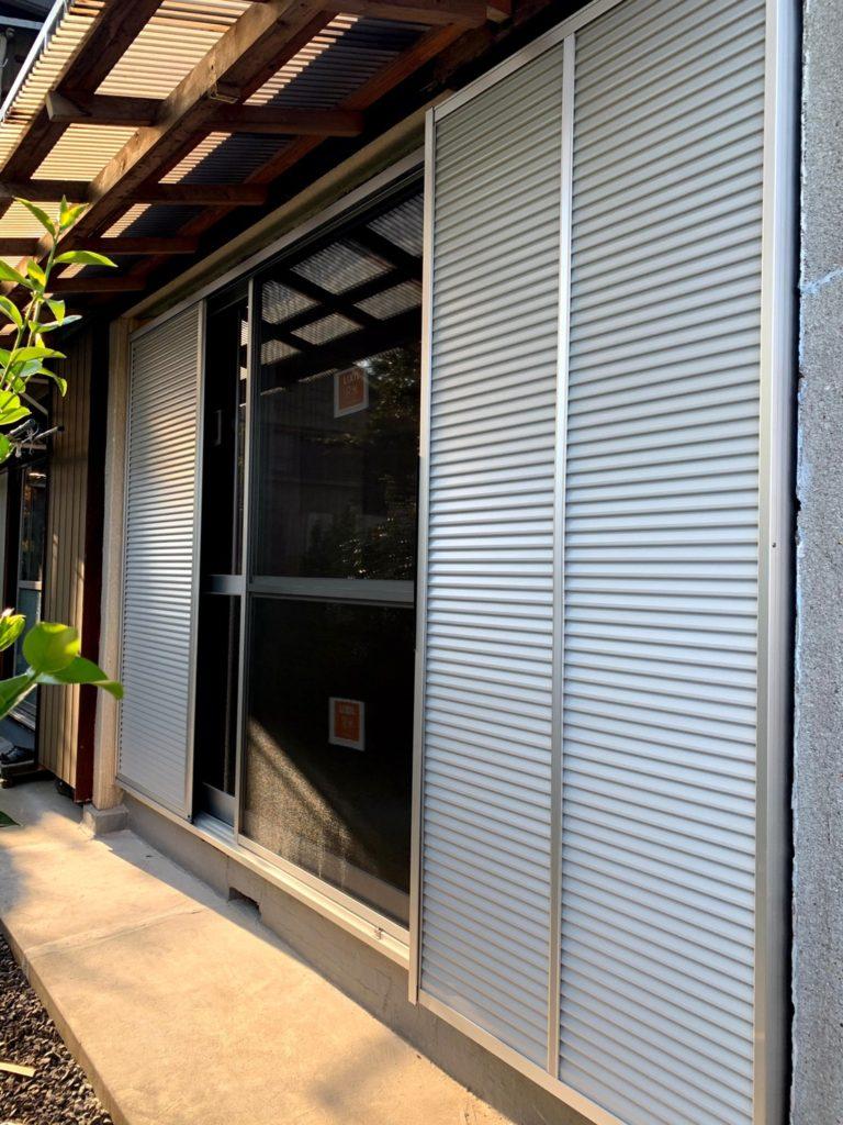 愛知県豊明市の戸建住宅にて、網戸サッシ取替工事を行いました。【窓香房】