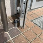 愛知県大府市の歯科医院にて行いましたドアの子扉、特製の網戸取付後を確認してきました!【窓香房】