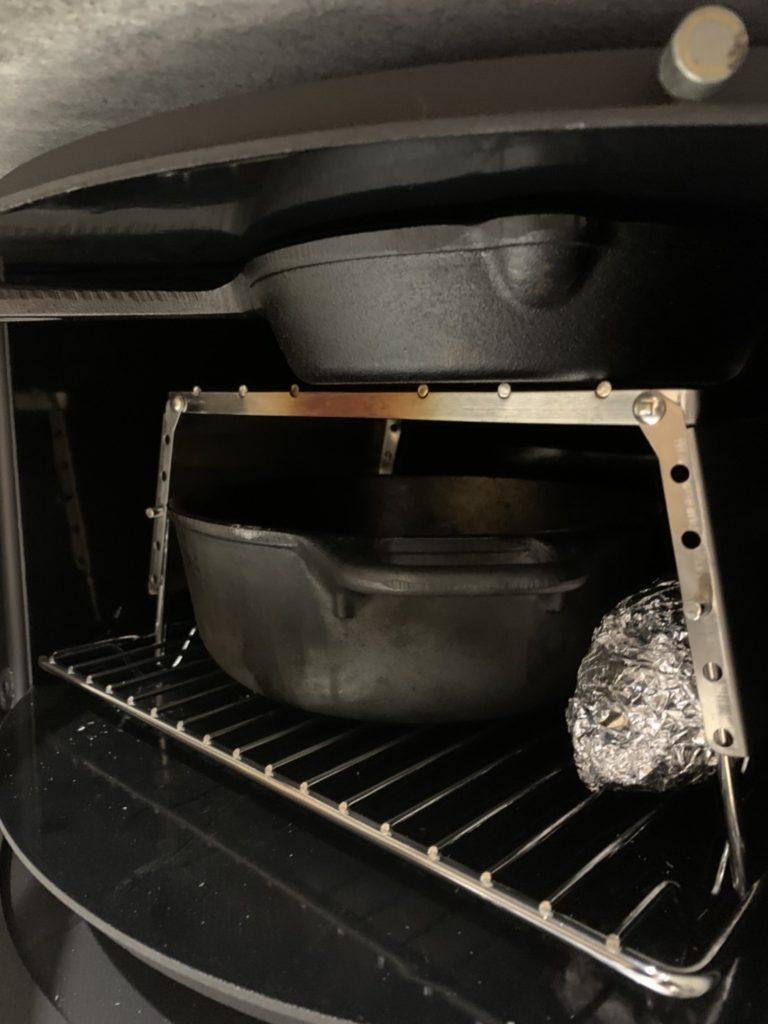 今回は薪ストーブHETA(ヒタ)で、ステーキを焼きました!【窓香房】