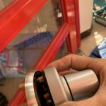愛知県東海市でレバー錠取替工事を行いました。【窓香房】