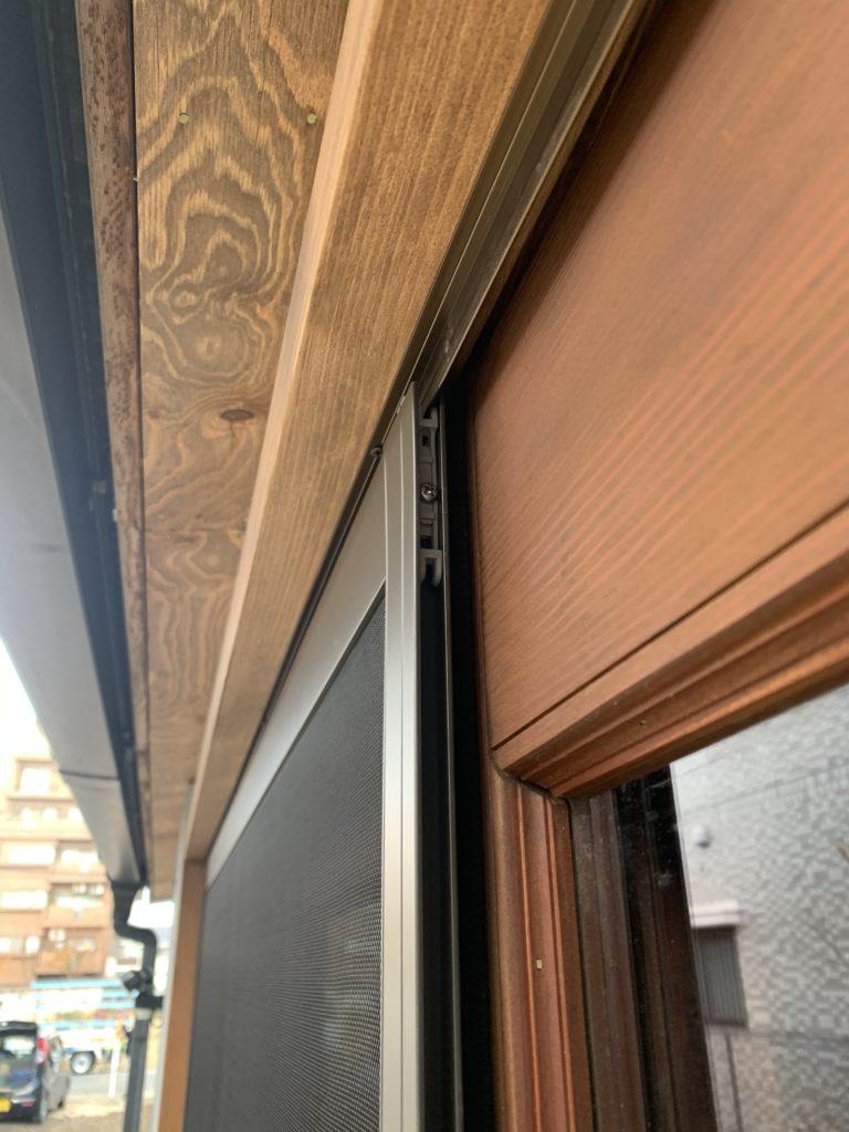 愛知県名古屋市昭和区の戸建住宅にて、増築工事に伴う建具取付、網戸取付工事を行いました。【窓香房】