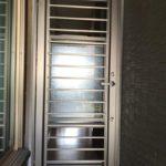 愛知県大府市の戸建住宅にて、勝手口ドア取替工事を行いました。(リシェント勝手口ドア SG仕様)【窓香房】