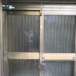戸建住宅の玄関引戸取替工事を行いました。(リシェント玄関引戸)【窓香房】