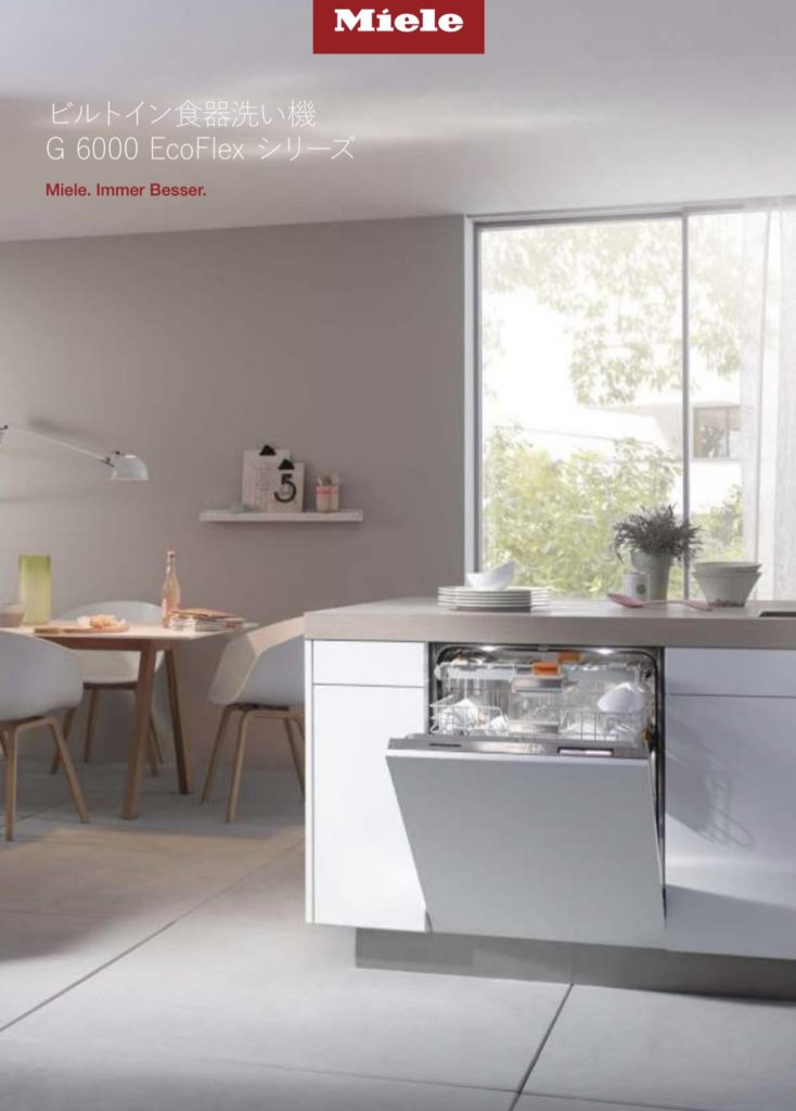 ビルトイン食洗機ミーレの取付工事前の準備をご紹介します。(LIXILアレスタ)【窓香房】