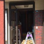 愛知県名古屋市緑区の戸建住宅にて、玄関ドア取替工事を行いました。(LIXILリシェント)【窓香房】