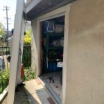 愛知県大府市のガレージにて、電動シャッター取付工事を行いました。(LIXILガレージシャッタークワトロ電動)【窓香房】