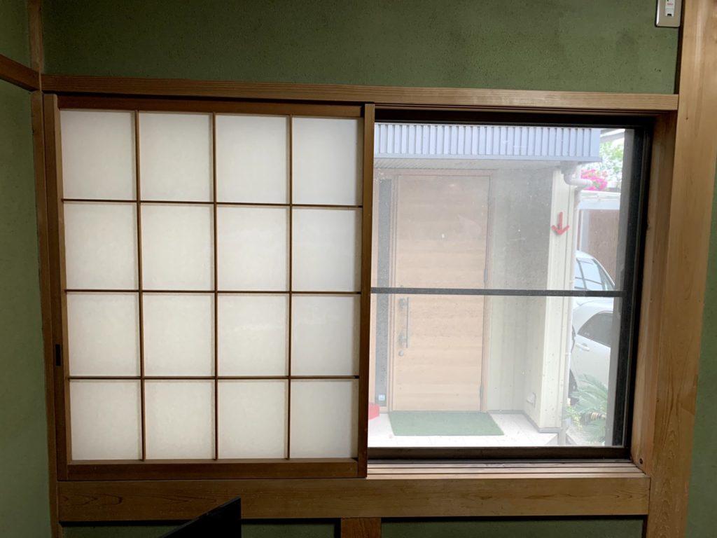 愛知県大府市にて、内窓取付工事を行いました。(大信工業プラスト+日本板硝子ソノグラス6+6)【窓香房】