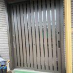 愛知県大府市の戸建住宅にて、玄関引戸取替工事を行いました。(LIXILリシェント玄関引戸)【窓香房】