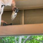 愛知県大府市の施設にて、窓のメンテナンスを行いました。【窓香房】