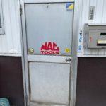 愛知県大府市の店舗にて、出入り口ドア取替工事を行いました。(LIXIL クリエラ)【窓香房】