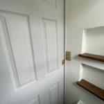 愛知県名古屋市緑区の戸建住宅にて、金具取付工事を行いました。(オリジナル金具)【窓香房】